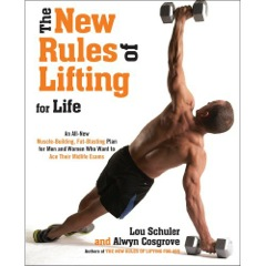 The New Rules of Lifting book cover