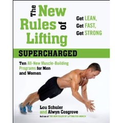 The New Rules of Lifting Supercharged book cover